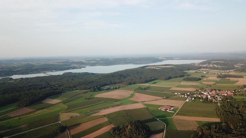 Luftaufnahme Thannhausen